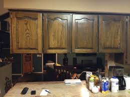Kitchen With Brown Cabinets Using Chalk Paint To Refinish Kitchen Cabinets Wilker Do U0027s