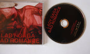 Lady Gaga Bad Romance Lady Gaga Bad Romance Records Lps Vinyl And Cds Musicstack