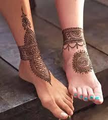 how to apply a henna tattoo henna