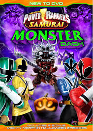 pictures of halloween monsters power rangers samurai monster bash rangerwiki fandom powered
