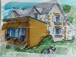 maison en bois style americaine maison bioclimatique les informations indispensables
