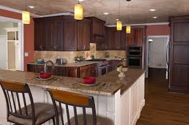 two level kitchen island designs benefits of a two level kitchen island atlanta design build