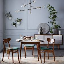 Teal Dining Table Fishs Eddy Expandable Dining Table West Elm