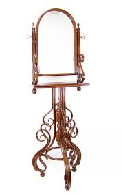 antique dressing table with new mirror 1880s for sale at pamono