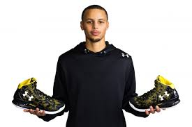 armour has high hopes for stephen curry shoe cmo strategy