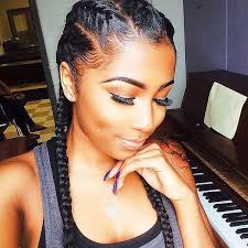 hairstyles plaits black women 66 of the best looking black braided hairstyles for 2018