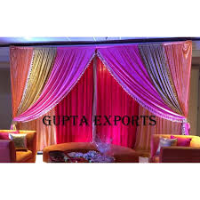 Stage Backdrops Mehndi Stage Backdrops Manufacturer In India