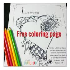 free heart coloring for all ages spell out loud