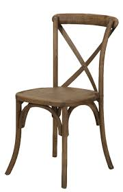 rental chair cross chair country wood irent everything