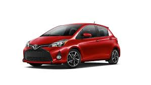 us toyota 2015 toyota yaris gets revealed for the us market prices included