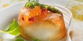 cuisine oeufs œufs en gelée au saumon fumé facile et pas cher recette sur