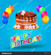 happy birthday word template p u0026l sheet example