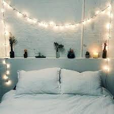 Light Bedroom Ideas String Light Ideas For Bedroom Katecaudillo Me