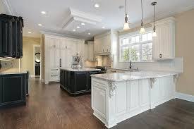 Brown Tile Backsplash modern white kitchens white stone surround fireplace mantel brown