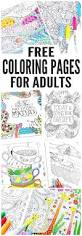 tons free printable coloring pages adults bookmarks