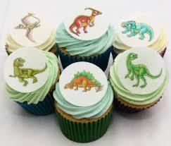 dinosaur cupcakes dinosaur cupcake decorating kit cupcakes