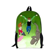 aliexpress buy whosepet design ben 10 backpack