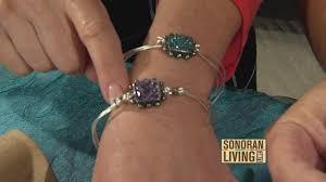 bangle bracelet diy images Learn how to make diy glitter bangle bracelets jpg