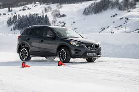 lexus rx400h winter tires 3 things we learned at mazda u0027s ice academy motor trend