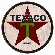 deco pompe a essence vintage décoration vintage texaco us way of life