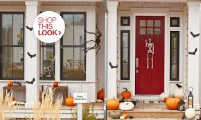 decorate house for halloween best tips to spookify your home for halloween overstock com