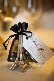 eiffel tower favors favors for a parisian wedding weddingfavors