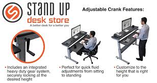 Standing At Your Desk Vs Sitting by Amazon Com Stand Up Desk Store 60