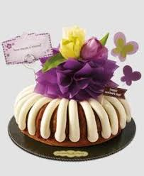 nothing bundt cakes are delicious party decorations pinterest
