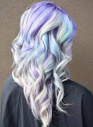 frosted hair color pictures 50 bold pastel and neon hair colors in balayage and ombre