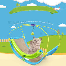 cat hanging hammock bed for pet sleeping napping tvc mall com