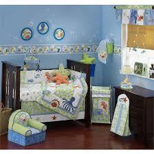 Bedding Crib Set by Under The Sea Crib Bedding Home Inspirations Design