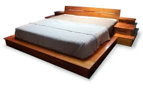 Make Wood Platform Bed by Diy Wood Platform Bed Frame Reclaimed Wood Bed Bed And Comforter