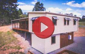 Kit Home Design Sunshine Coast Prefabricated Modular Homes By Eco Cottages Sunshine Coast