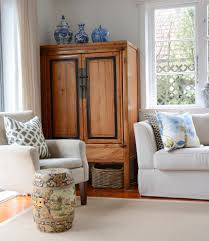 antique armoire convention auckland traditional living room