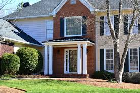 Exterior Astounding Image Of Adding A Front Porch Decoration Using