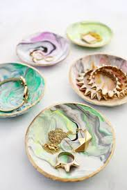 marbled clay ring dish u2013 a beautiful mess