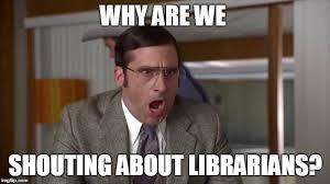 Shouting Meme - brick misunderstanding conversation about libertarians imgflip