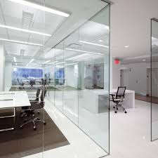 interior design creative interior office glass partitions modern