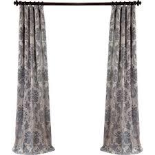 Demask Curtains Damask Curtains Joss