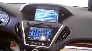 acura mdx navigation guide john eagle acura youtube