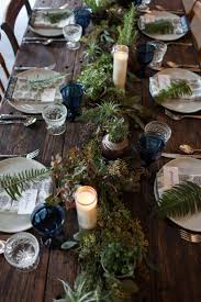 of dreamy woodland wedding table decor ideas 6