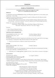 sample designer resume interior design resume examples