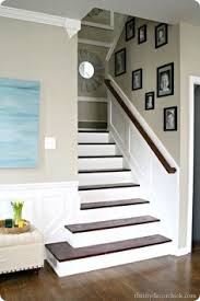 Staircase Update Ideas Week 20 How To Install New Stair Treads Stair Treads Stairs