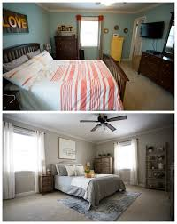 master bedroom makeover master bedroom makeover before after living in yellow