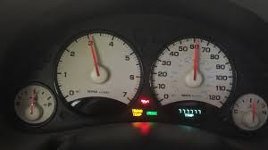 2002 jeep liberty speedometer problems jeep liberty how to check dashboard lights