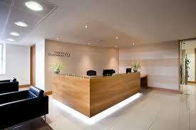 Industrial Reception Desk by Contemporary Reception Desk Fasken Martineau Clarke Rendall