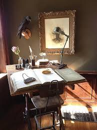 home office writing desk desks vintage writing desk home office dickoatts