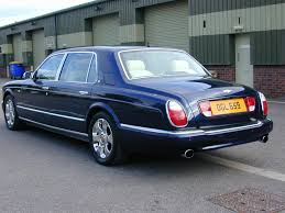 navy blue bentley used 2003 bentley arnage rl for sale in yorkshire pistonheads