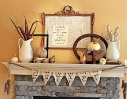 12 ways to decorate a thanksgiving mantel you ll be thankful for