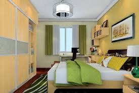 minimalist bedroom curtains and wardrobe ideas 3d house